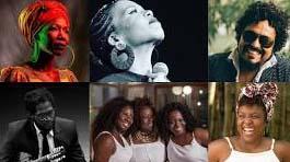 Artistas incríveis apresentam a música brasileira e influências africanas (Divulgação)